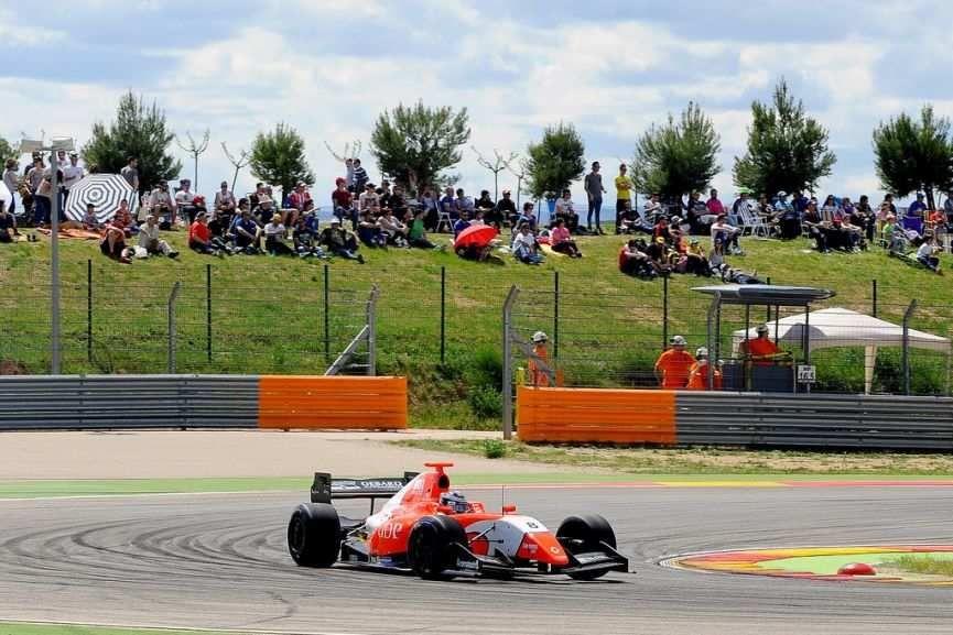 Formula V8 3.5, Aragon, Aurelien Panis