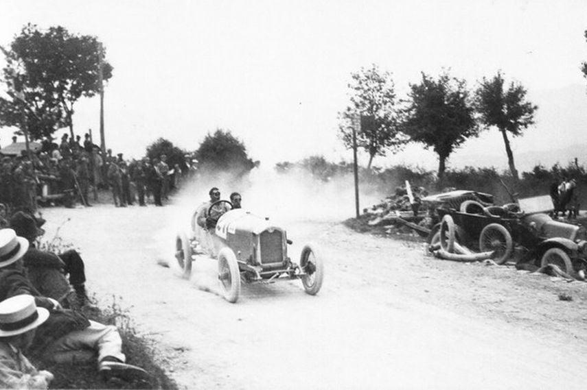 1920 Mugello Grand Prix, Giuseppe Campari