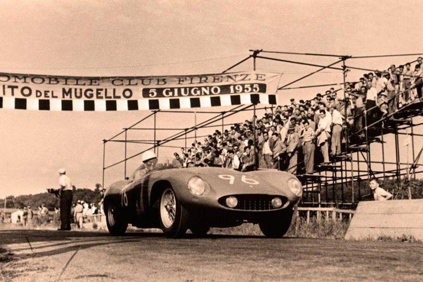 Circuito del Mugello 1955