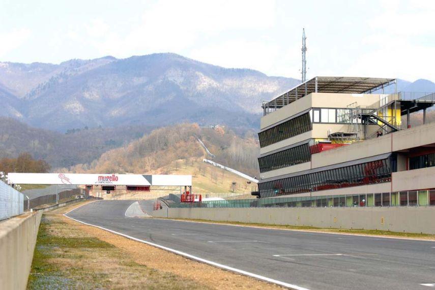 Mugello Circuit, Autodromo Internazionale del Mugello