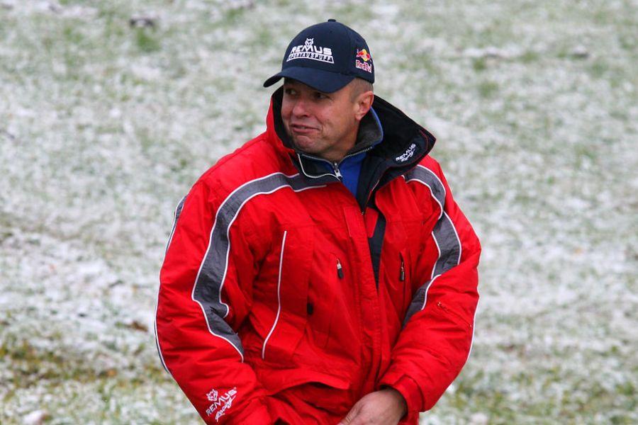 Raimund Baumschlager in 2007