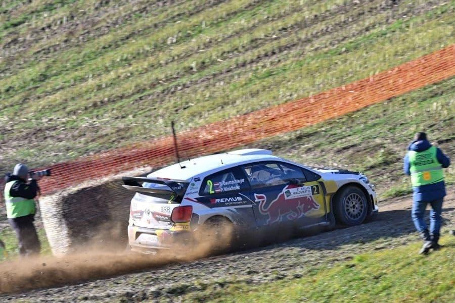 Raimund Baumschlager, 2017,VW Polo R WRC
