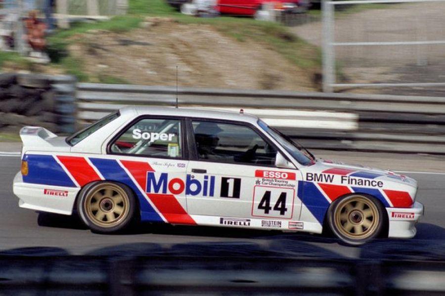 Steve Soper's BMW M3