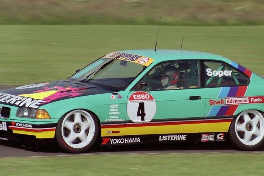 Steve Soper's BMW 318is