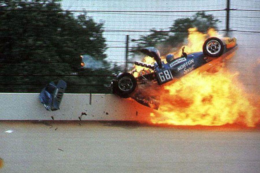 Tom Sneva at 1975 Indianapolis 500