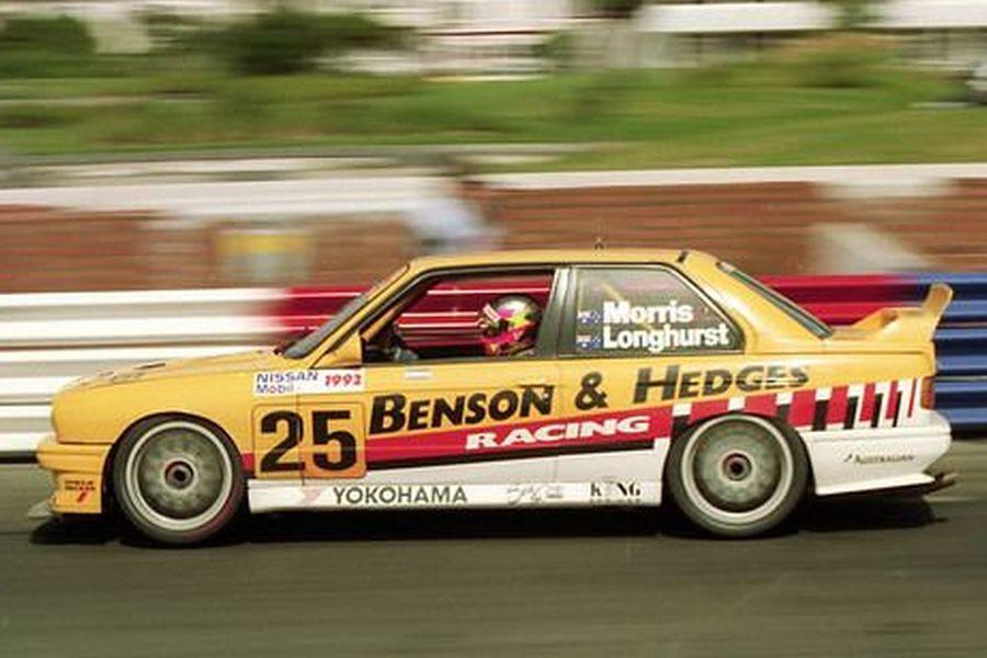 Tony Longhurst 1992 BMW