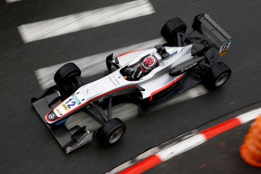 Formula 3 European Championship, Pau, George Russell