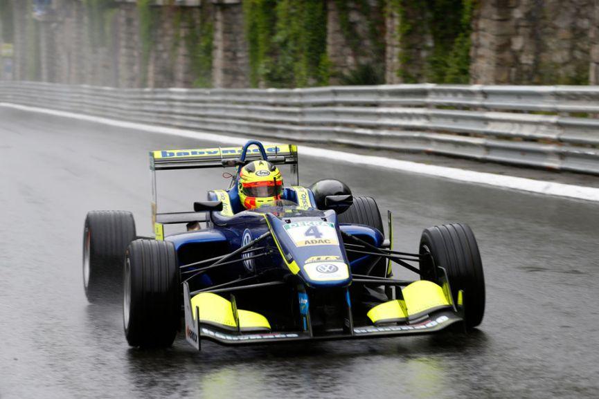Alessio Lorandi, Formula 3, Pau