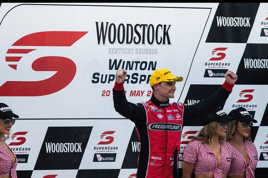 V8 Supercars, Winton Supersrint, Tim Slade