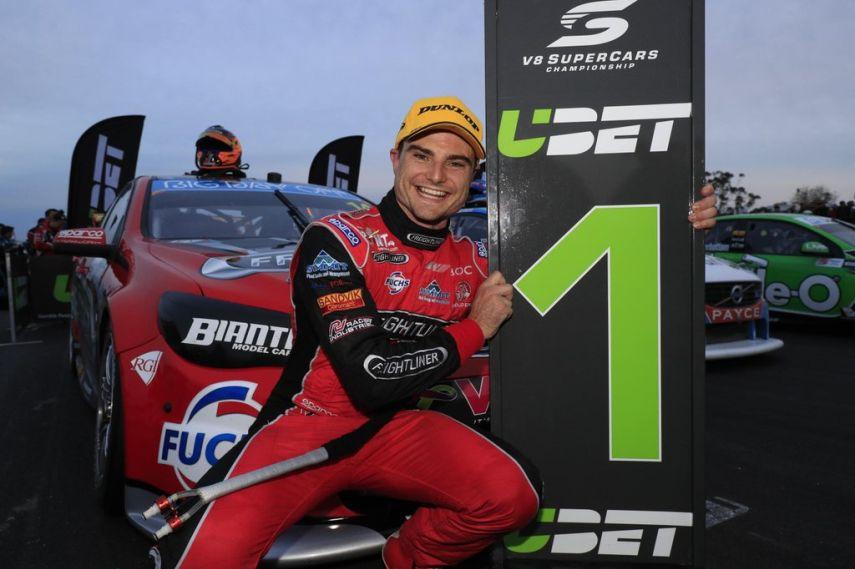 Tim Slade, Winton Supersprint, V8 Supercars
