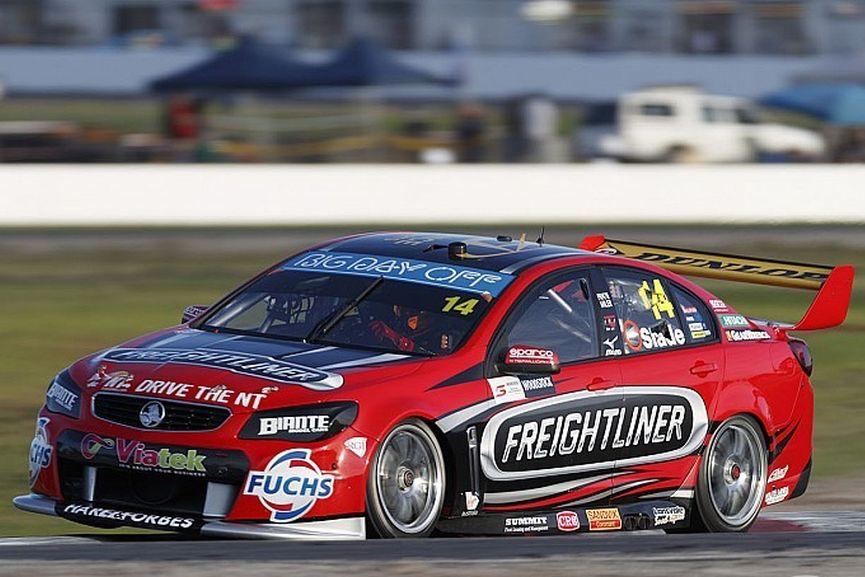 V8 Supercars, Winton Supersprint, Tim Slade, Brad Jones Racing, Holden