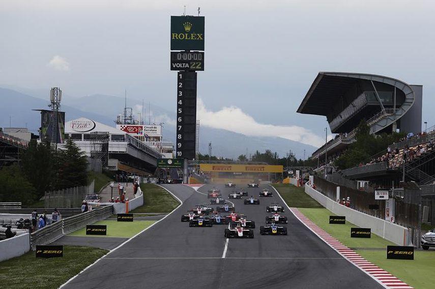 GP3 Series, Barcelona