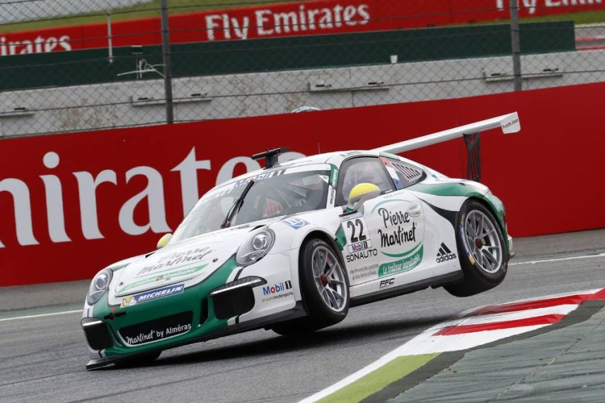 Mathieu Jaminet Porsche