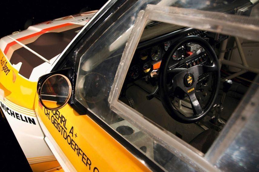 Audi Sport Quattro, Walter Rohrl, the first driver in the 1984, audi quattro history
