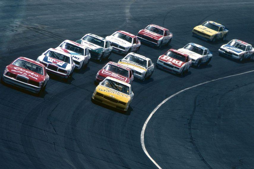 Dover Speedway, Monster Mile, NASCAR, 1985