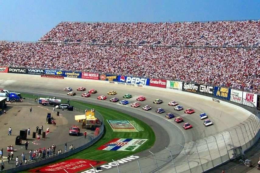 Dover International Speedway, grandstands tickets