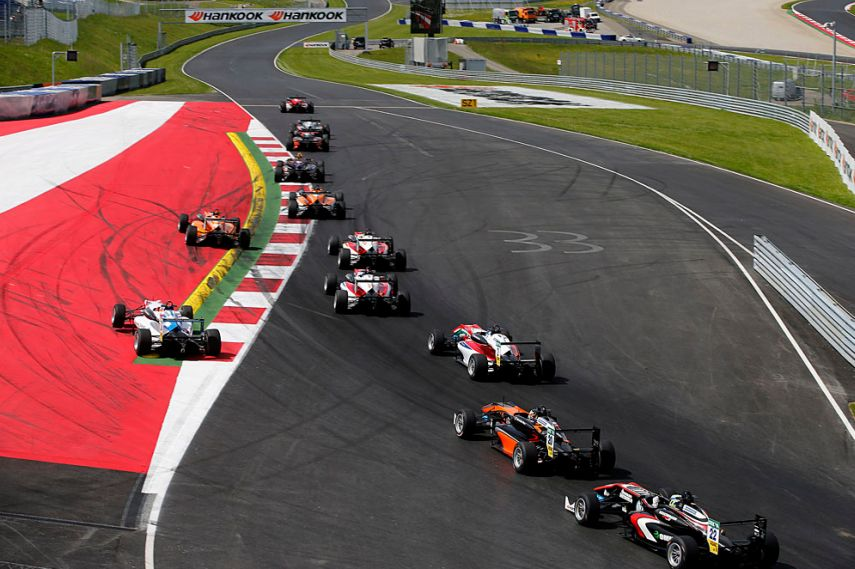 Formula 3 European Championship, Red Bull Ring