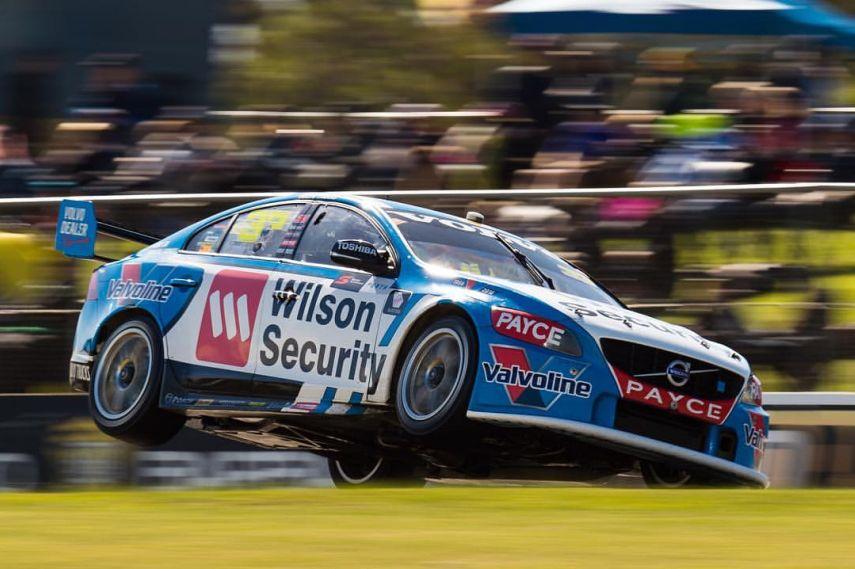 V8 Supercars, Perth Supersprint, Scott McLaughlin