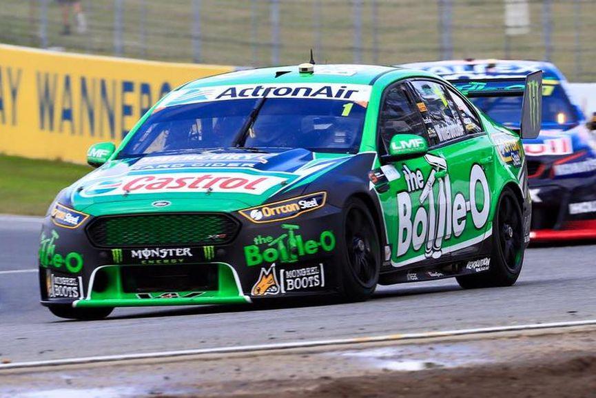 Mark Winterbottom, Perth Supersprint, V8 Supercars