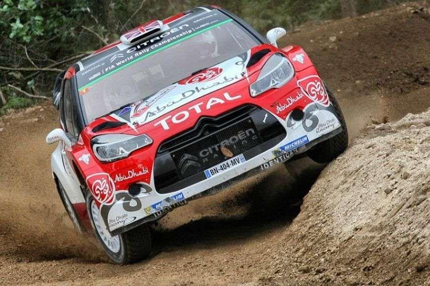 2016 WRC, Rally Portugal, Kris Meeke