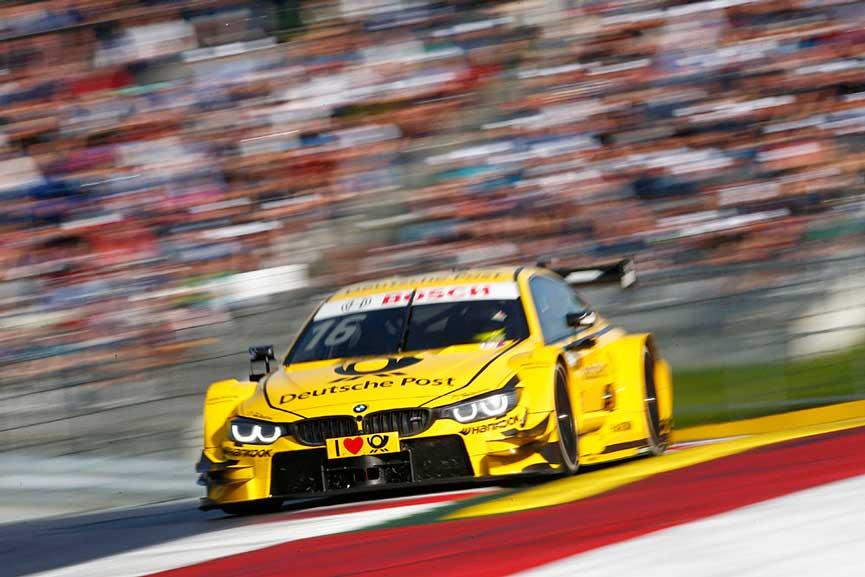 Timo Glock DTM BMW