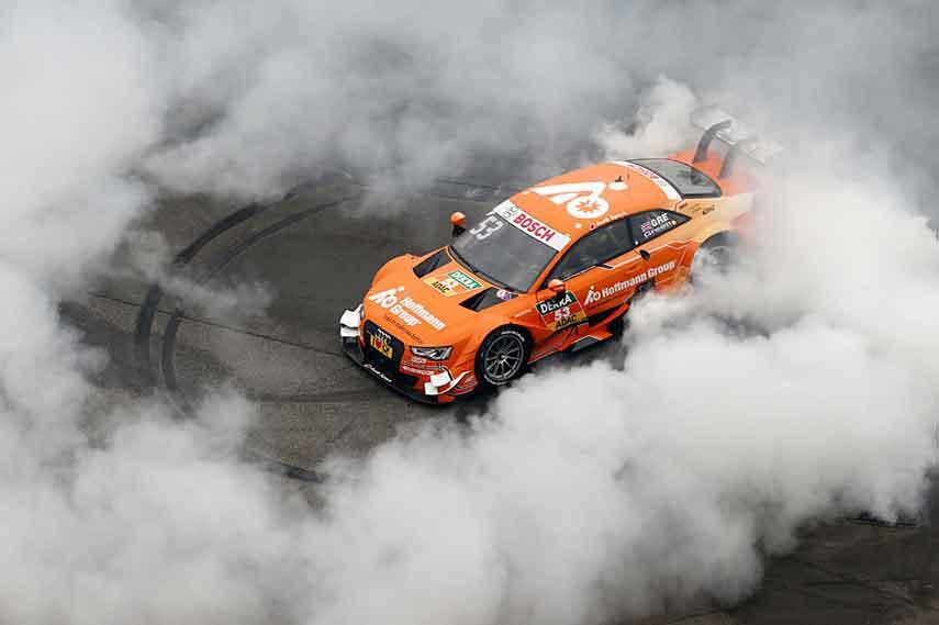 Jamie Green Audi DTM