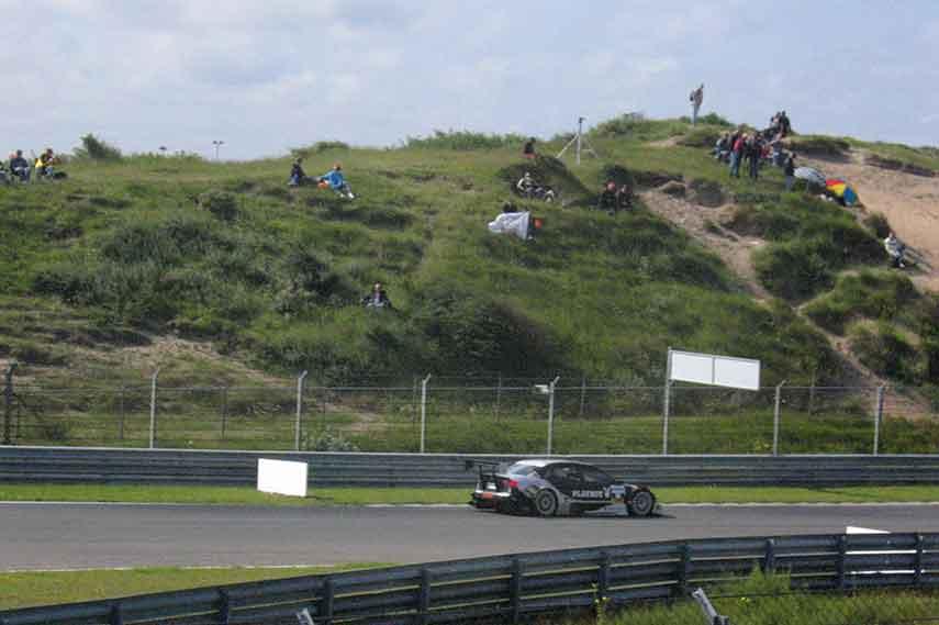 Zandvoort Circuit park home information event news