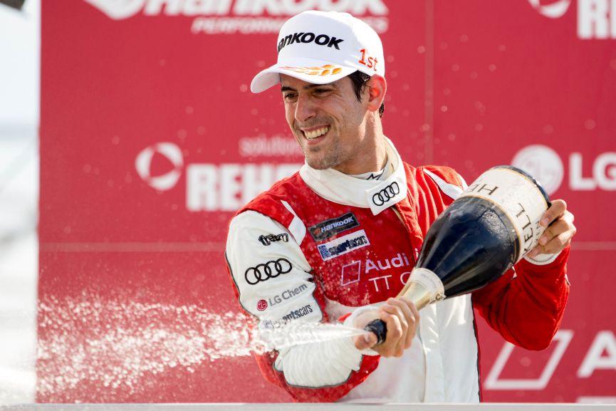 Lucas di Grassi, Audi Sport TT Cup, Norisring