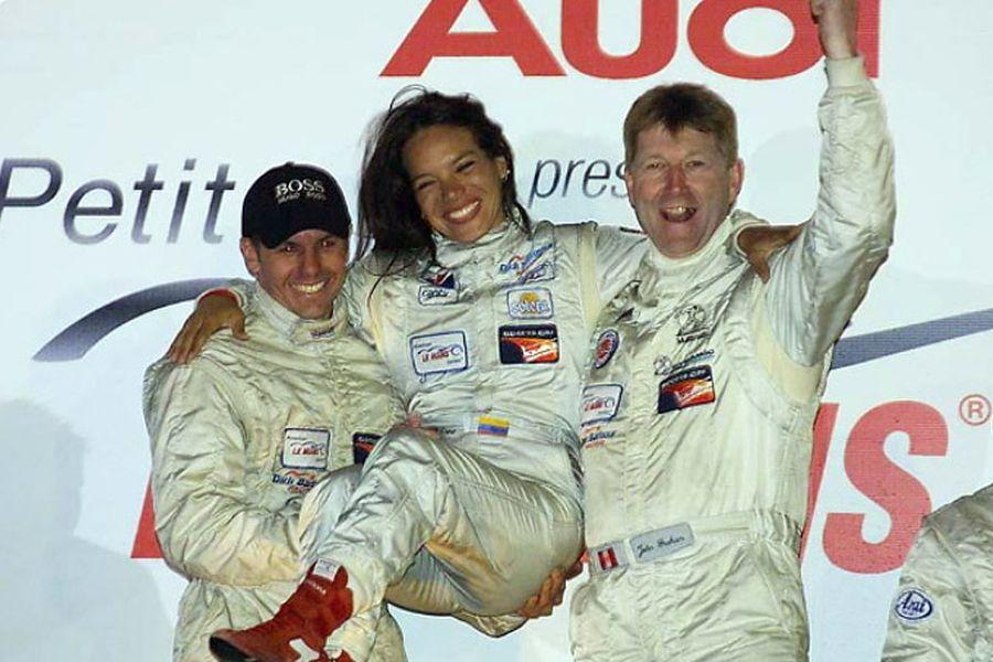 Milke Duno 2001 Petit Le Mans