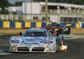 Nissan R390 GT1, 1998 Le Mans, third place