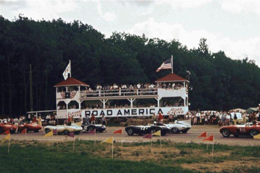 Road America, 1956