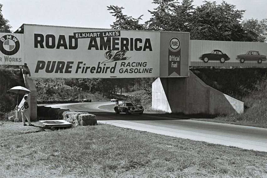 Road America, the Mitchell Bridge