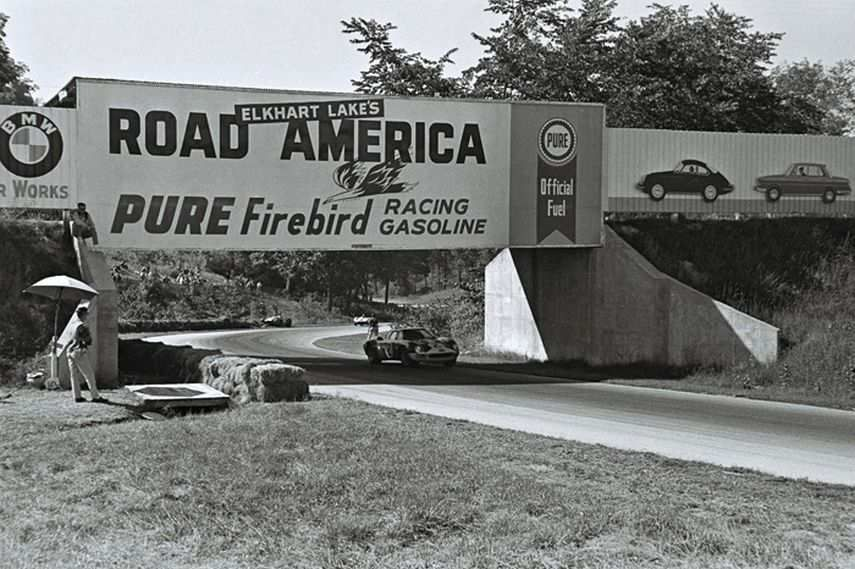 Road America, Mitchell's Bridge