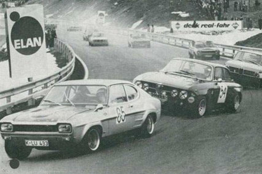 1971 ETCC, Salzburgring