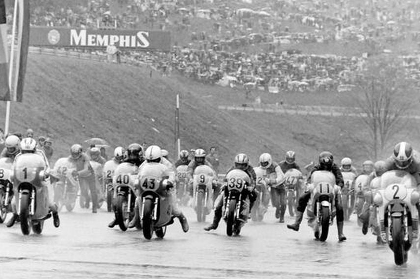 Salzburgring, motorcycle world championship