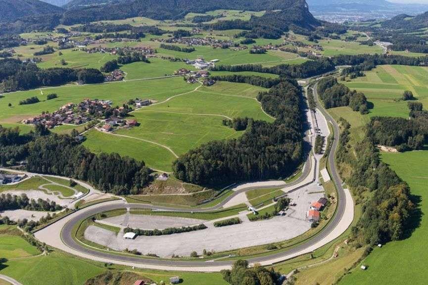 Salzburgring, Austria racing circuit