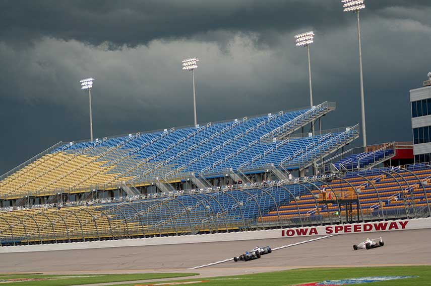 Iowa Speedway NASCAR Xfinity