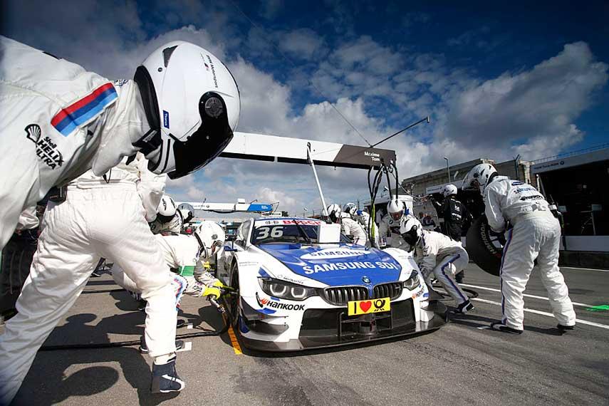 Maxime Martin BMW DTM