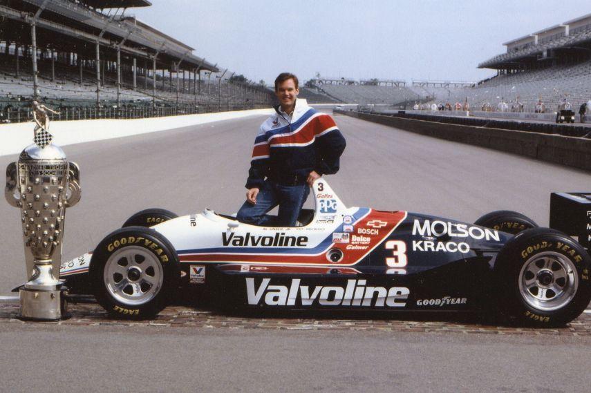 Al Unser Jr 1992 Indianapolis 500