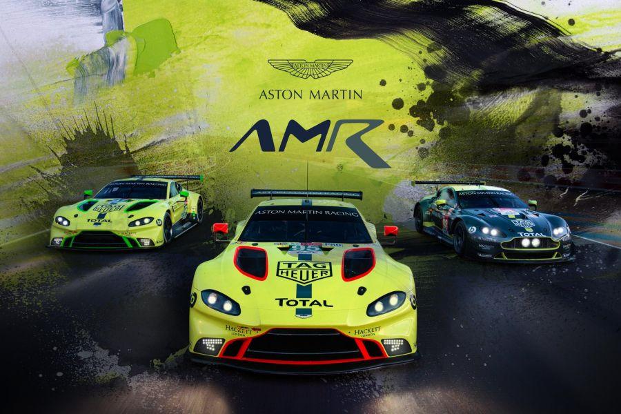 Aston Martin Racing 2018
