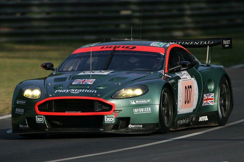 2006 Le Mans, Aston Martin DBR9