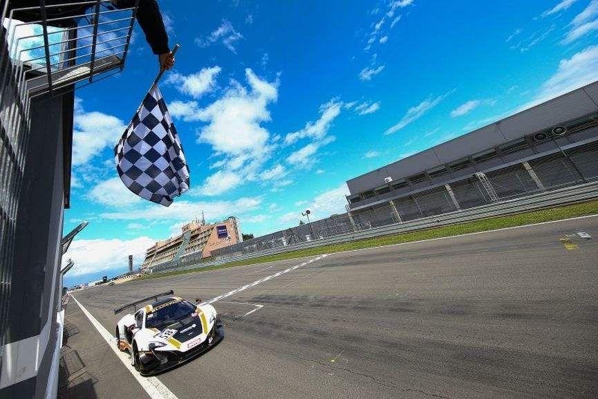 Blancpain Sprint Nurburgring