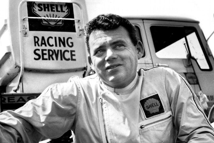 Bob Jane racing legend