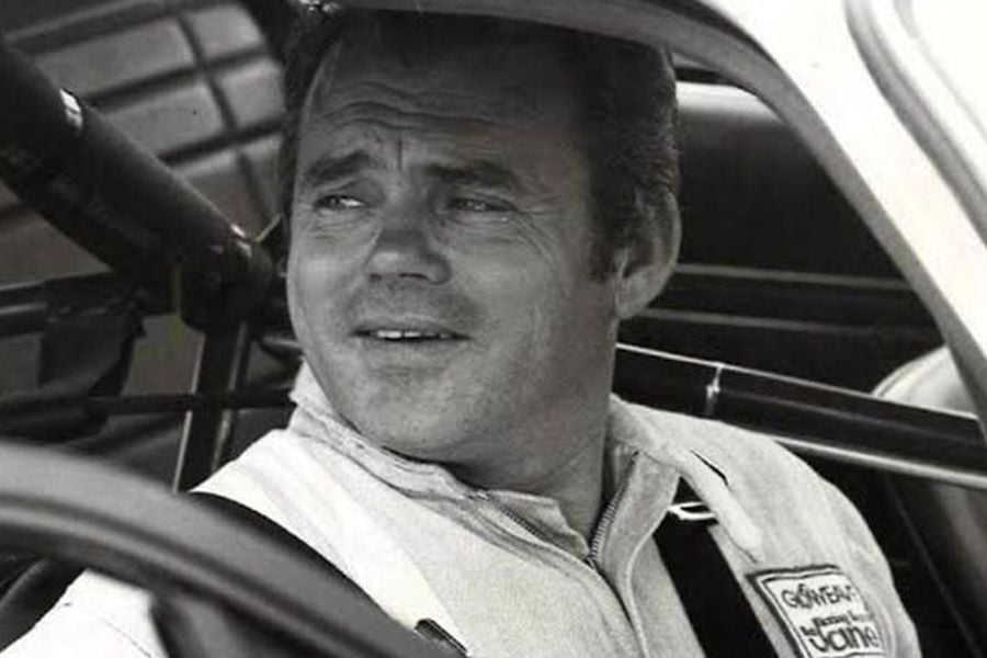 Australian racing legend Bob Jane