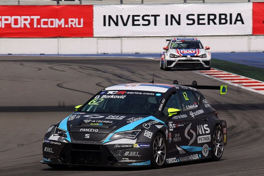TCR International Series, Sochi