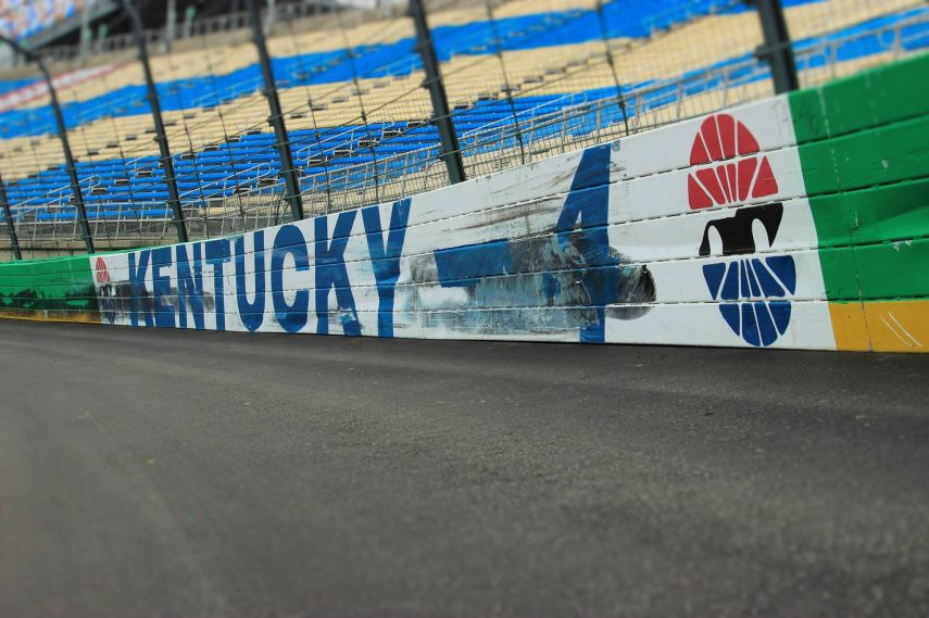 Ketnucky Speedway, NASCAR Sprint Cup, Xfinity Series, Truck Series