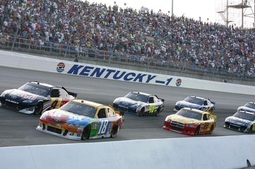 Kentucky Speedway, Quaker State 400