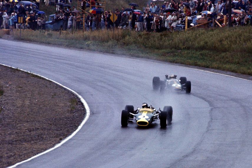 Jack Brabham, Denny Hulme, Formula 1, Canadian Grand Prix,1967