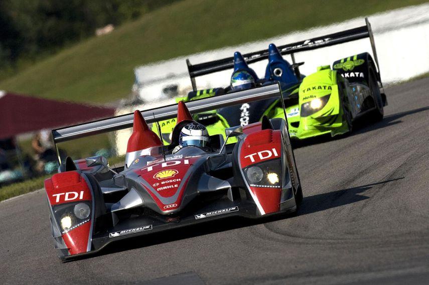 Audi R10 TDI, fastest car, Canadian Tire Motorsport Park