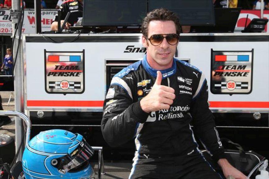 Simon Pagenaud, Mid-ohio IndyCar Series